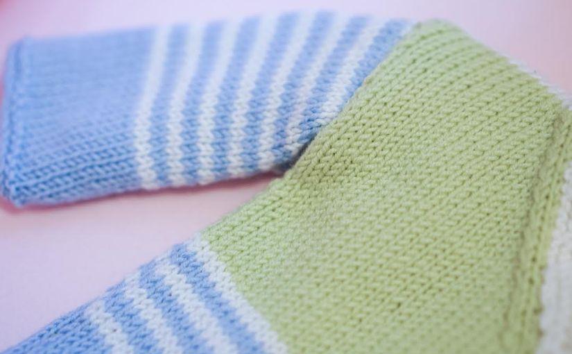 DIY tricot : brassière enjersey